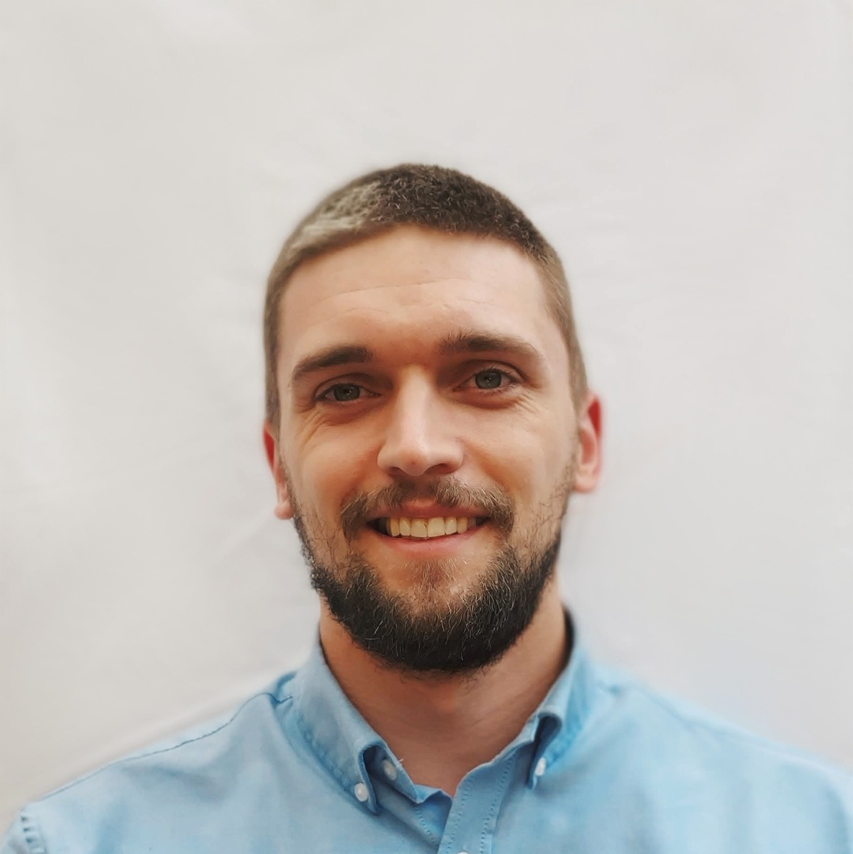 Liam Armstrong - Operations Manager
