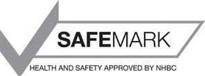 Safe Mark Health and Safety Approved By NHBC